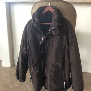 BOGNER made in the USA long coat  , insulated